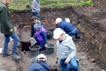 Results from the Big Dig at the Old King's Head